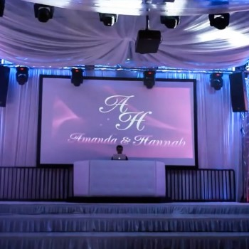 custom graphics for bar and bat mitzvahs