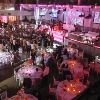 Live Entertainment and a gala