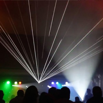 Live Entertainment, Party Lighting
