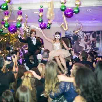 Celebrity Entertainment B'nai Mitzvah celebration