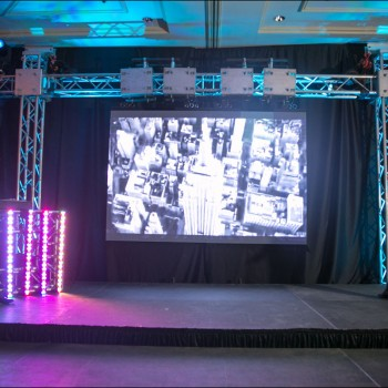Celebrity Entertainment's Custom Video Screens