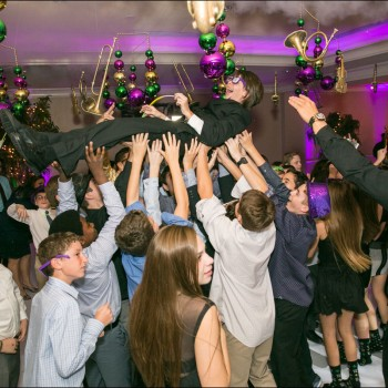 Celebrity Entertainment Bar Mitzvah celebration